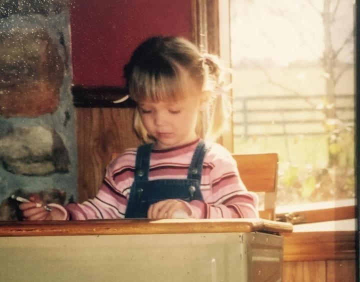 Little Writing Desk